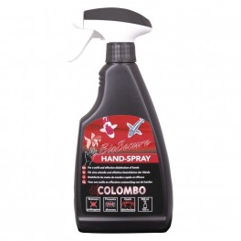 Bio Secure 500ml Spray pour mains