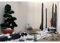 Mat riel pour bassin de jardin plantes for Materiel de bassin